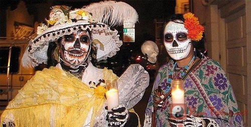 Những lễ hội ma đáng sợ không kém Halloween