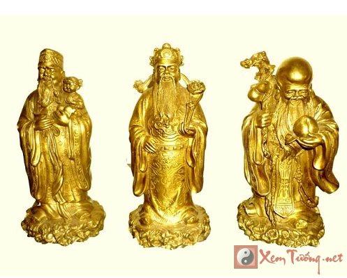 Quy tắc bất di bất dịch khi trưng bày tượng Phật trong nhà