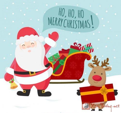 """""""Bật mí"""" 9 điều bí mật về ông già Noel"""