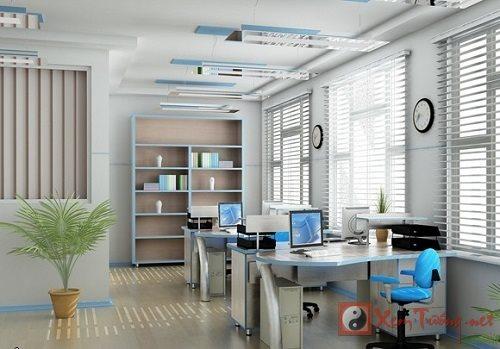 18 gợi ý bài trí văn phòng để công việc thành công