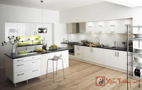 Làm sao để âm dương ngũ hành được cân bằng trong nhà bếp?