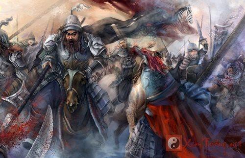 Sông thần, núi thánh tạo nên đế chế Thành Cát Tư Hãn
