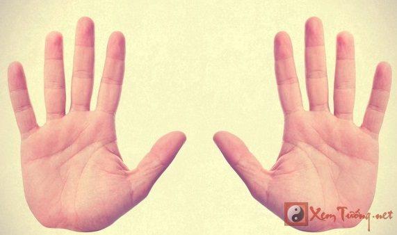 Đọc vị tính cách và sức khỏe qua tướng ngón tay
