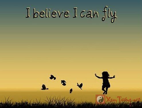 Thú vị khi mơ thấy mình bay trên trời