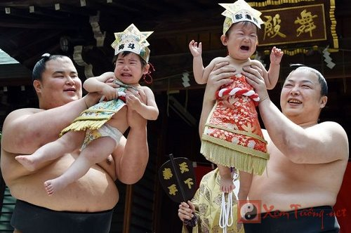 Thích thú với 3 phong tục kì lạ của Nhật Bản