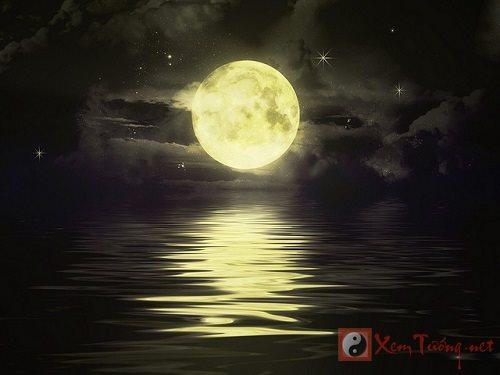 Mơ thấy trăng có ý nghĩa gì?