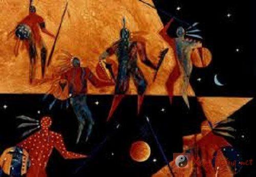 """Tộc người tiên tri """"nắm giữ không gian"""" và những dự báo tương lai"""