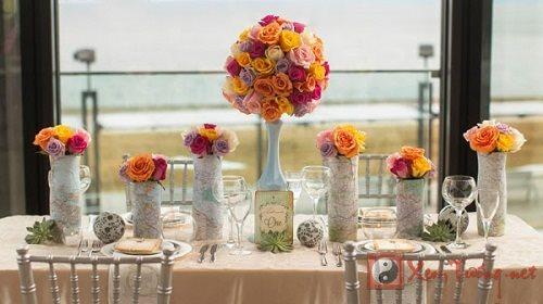 Vị trí đặt bình hoa trong nhà tốt nhất