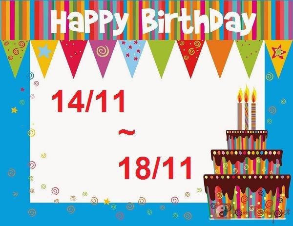 Giải mã ý nghĩa ngày sinh (Từ ngày 14/11 tới ngày 18/11)
