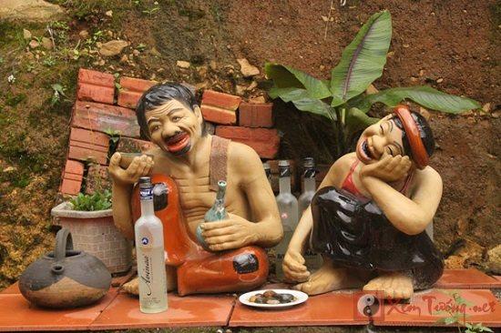 Thị Nở Chí Phèo - mối tình giữa Bảo Bình và Kim Ngưu