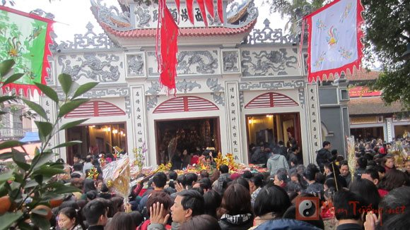 Nơi lễ chùa dâng sao giải hạn Rằm tháng Giêng linh thiêng