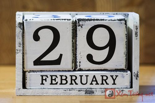 Ý nghĩa ngày 29 tháng 2: ngày phụ nữ cầu hôn