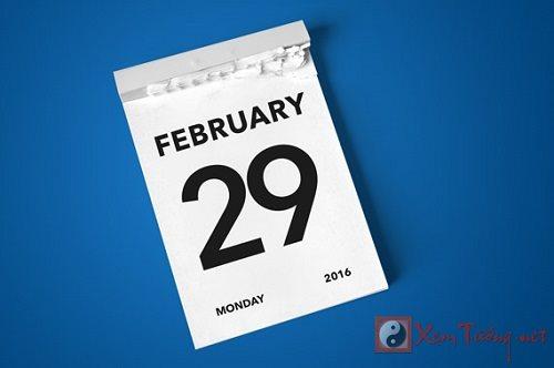 ý nghĩa và nguồn gốc ngày 29 tháng 2