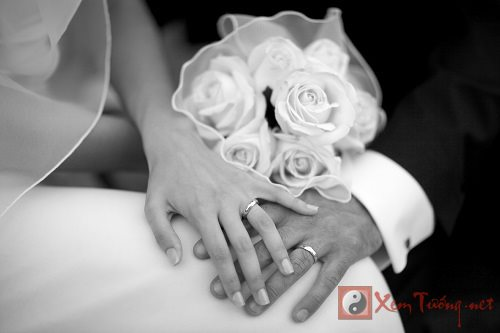 Xem chỉ tay để biết mức độ vượng tài sau hôn nhân