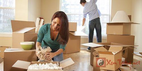 7 việc cần làm trước khi dọn về nhà mới
