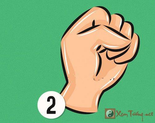 Xem cách nắm tay nhìn ngay điều bí ẩn trong con người bạn