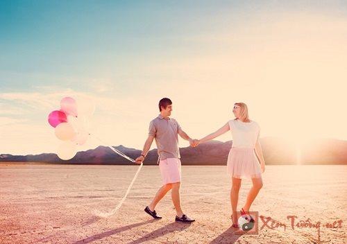 So đường chỉ tay Tình cảm để biết tình yêu của 2 bạn (P2)