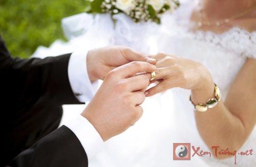 Xem đường chỉ tay đoán biết tình cảm và hôn nhân