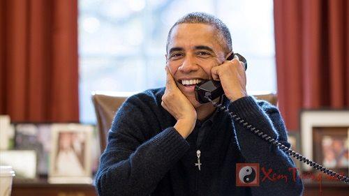 Tổng thống Obama: người đàn ông vĩ đại từ trong mệnh cách