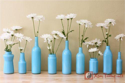 Bày lọ hoa chuẩn phong thủy ở 9 cung vị trong nhà