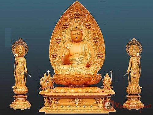 Nguyệt Thần trong Tết Trung Thu theo quan niệm Phật giáo