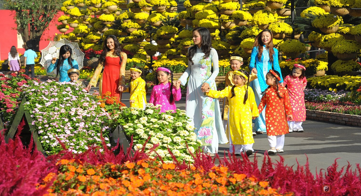 Tết Đinh Dậu: Chọn bạn du lịch hợp phong thuỷ để cả năm may mắn