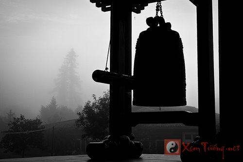 Vì sao ngôi chùa Phật giáo nào cũng phải có chuông chùa?