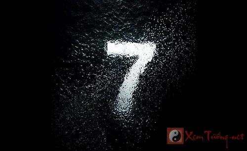 Số 7 có nghĩa gì đặc biệt trong Phật giáo và các tôn giáo khác