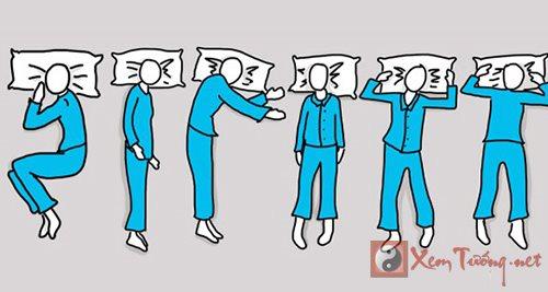 Bật mí tính cách ẩn giấu trong tư thế ngủ của bạn