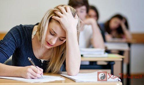 Theo phong thủy, trước khi đi thi không nên làm gì