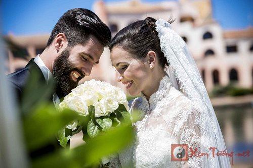 Mách bạn cách xem ngày cưới để hôn nhân hạnh phúc
