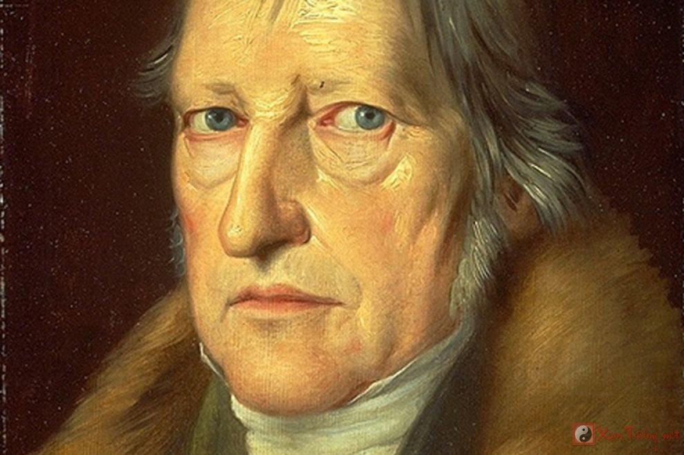 Nhà triết học vĩ đại tuổi Canh Dần - Hegel