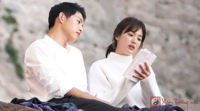 Song Joong Ki - Song Hye Kyo:  Xử Nữ - Hổ Cáp hoàn hảo