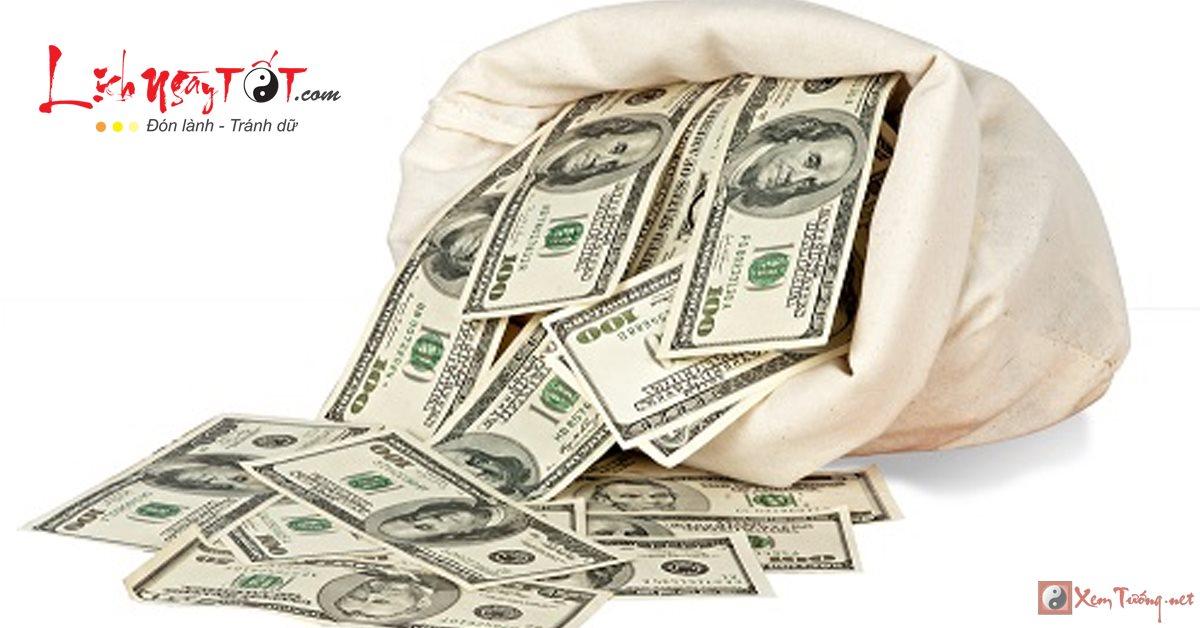 Tiền ào ào vào nhà nhờ 10 mẹo tăng tài lộc theo phong thủy