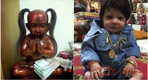 Thu choi bua ngai moi Kuman Thong, than tai hay ma hinh anh