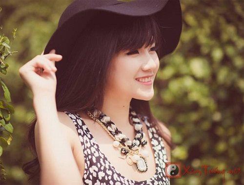 Co nang Kim Nguu manh me va thong minh Hotgirl Kieu Trinh hinh anh 2