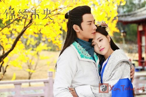 La Tan - Duong Yen Cap doi Nhan Ma phim gia tinh that hinh anh