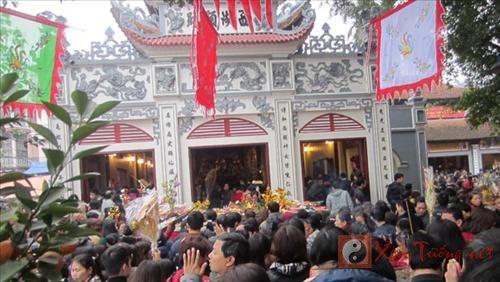Noi le chua dang sao giai han Ram thang Gieng linh thieng hinh anh 5