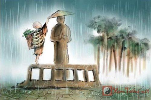 Ram thang 2 am lich - ngay Duc Phat Thich Ca Mau Ni nhap coi Niet Ban ve phan tinh hinh anh 2