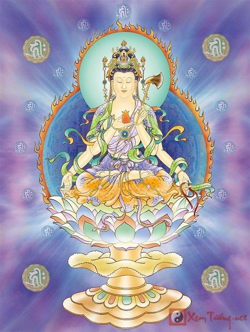Thang Phat dan niem 33 hoa than Bo Tat cau phuc chung sinh P2 hinh anh 11