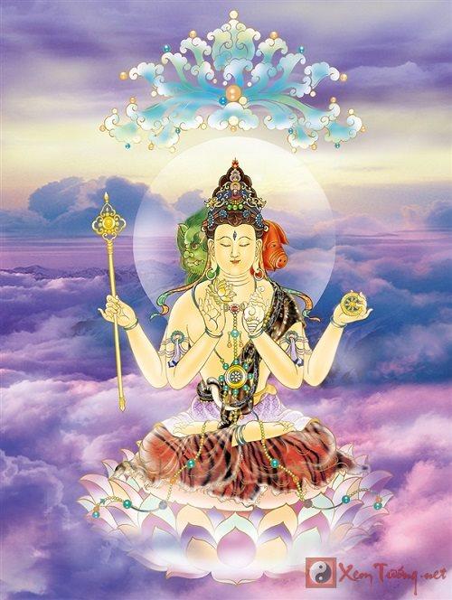 Thang Phat dan niem 33 hoa than Bo Tat cau phuc chung sinh P2 hinh anh 3