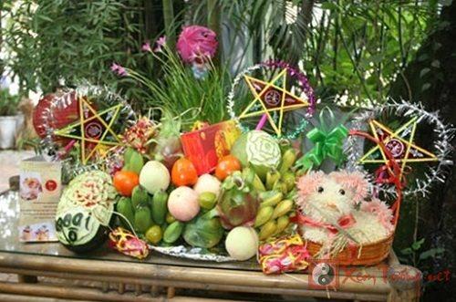 The nao la mam co Trung Thu chuan truyen thong hinh anh 2