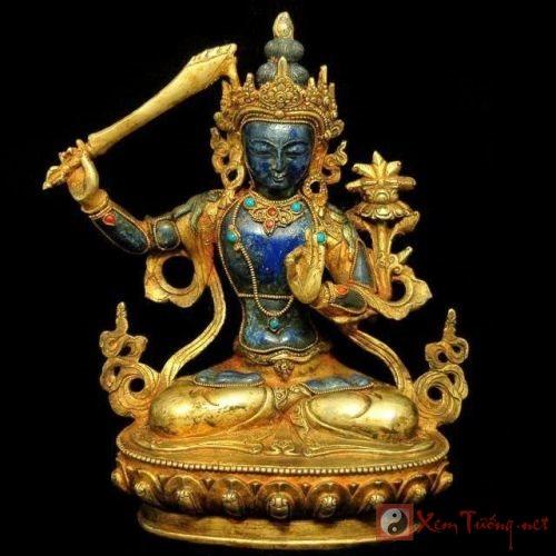 Van Thu Bo Tat - bac Dai Tri dung tri tue dan duong chung sinh hinh anh