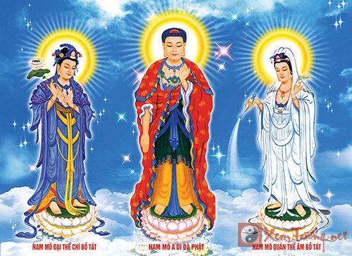 Dai The Chi Bo Tat - anh sang vo bien do hoa chung sinh hinh anh 2