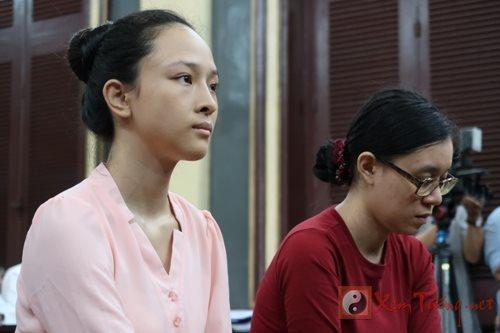 Hoa hau Phuong Nga