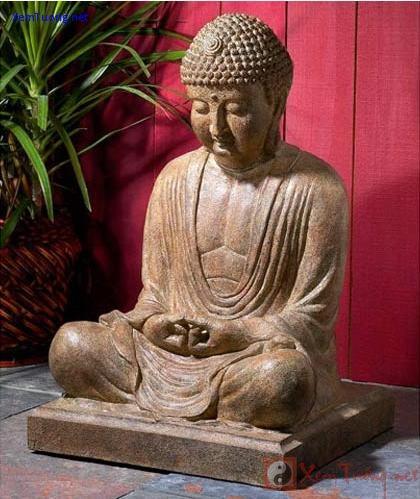 Cách bày tượng Phật trong nhà