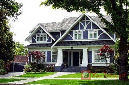 Những điều cần chú ý khi xây nhà hoặc mua nhà để có phong thủy tốt nhất.