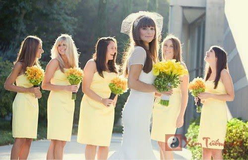Làm phù dâu, phù rể trong đám cưới liệu có mất duyên?