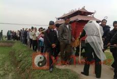 Tục lệ ma chay trong văn hóa của người Việt Nam