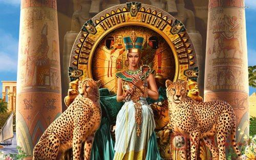 bí ẩn về nữ hoàng cleopatra